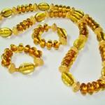 Handmade Yoruba Orisa Bead Sets, waist beads and orisa jewelry