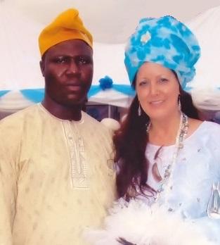 Iyanifa Ekundayo with IfaKayode