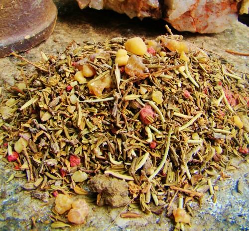 defumador smudging incense from brasil