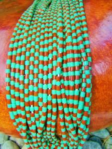 Ifa Beads Yoruba Initiation Beads Ileke Ide Necklace Bracelet Set Traditional Cylinder
