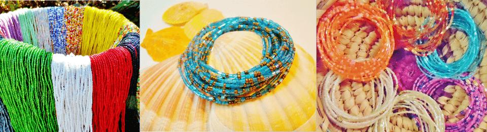 Yoruba Waist Beads Banner