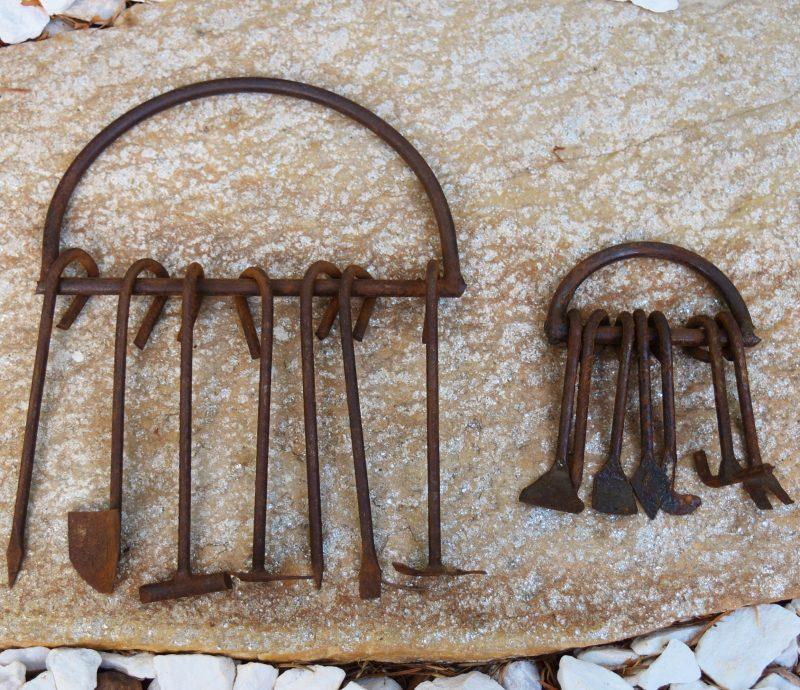 Ferramentas de Ogum Iron tools of Ogun Ogum