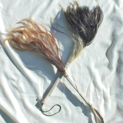 Yoruba Diviners Fly Whisk