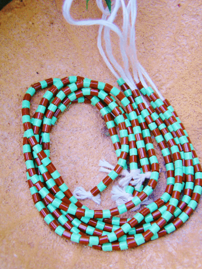 ileke ide ifa bead initiation beads