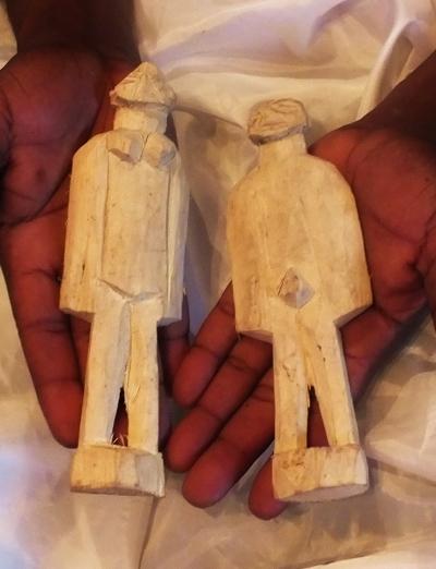 Yoruba Aworan Figurines Ifa Lucumi Santeria
