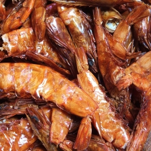 smoked dried crayfish, Nigerian crayfish, ebo offerings, Ifa, Orisa