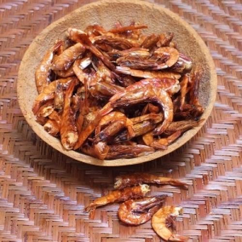 Nigerian Crayfish Smoked Dried 1.5 oz Ebo Orisa Offerings Cooking Free Shipping